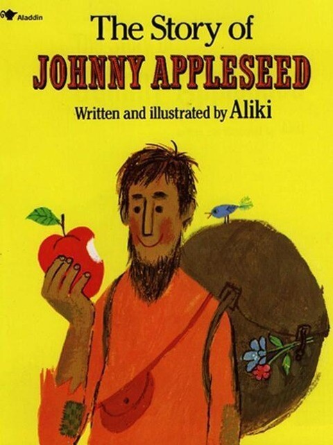 The Story of Johnny Appleseed als Taschenbuch