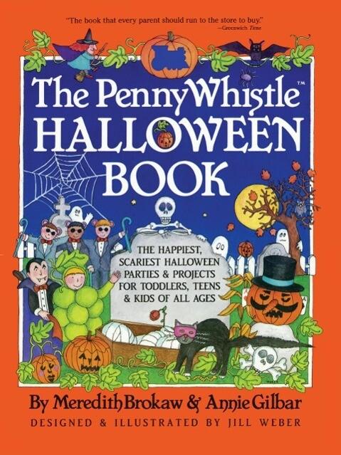 Penny Whistle Halloween Book als Taschenbuch