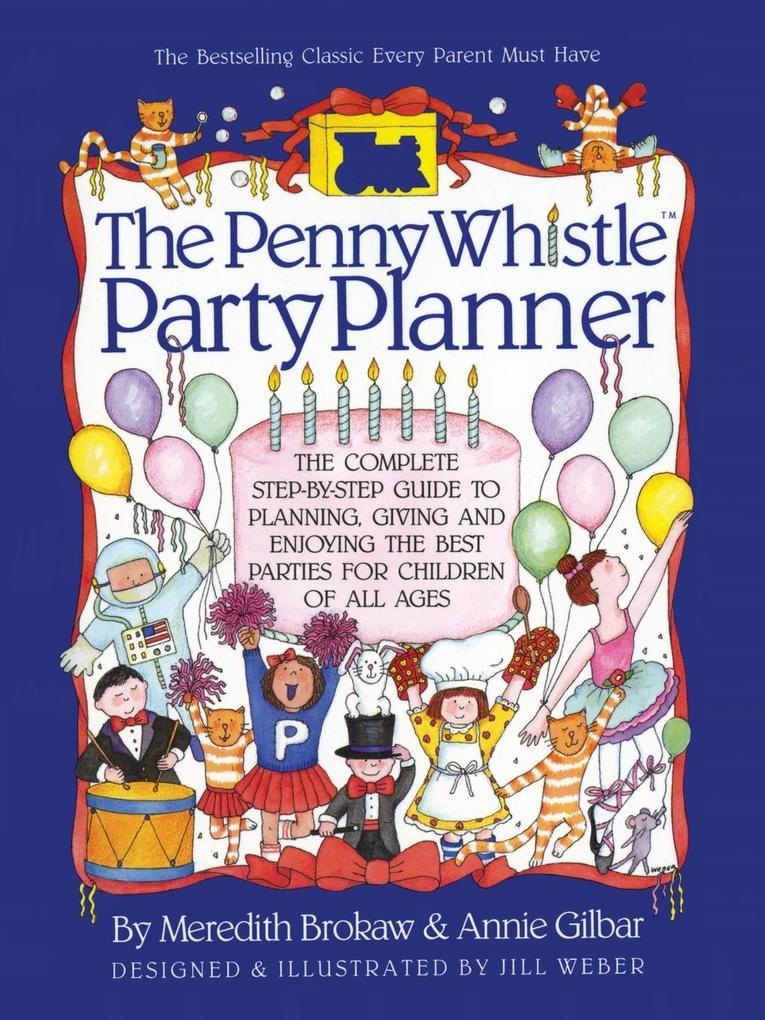 Penny Whistle Party Planner als Taschenbuch