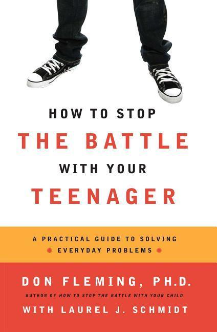 How to Stop the Battle with Your Teenager als Taschenbuch