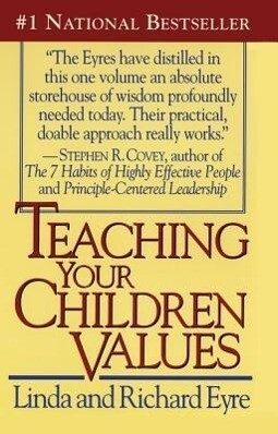 Teaching Your Children Values als Taschenbuch