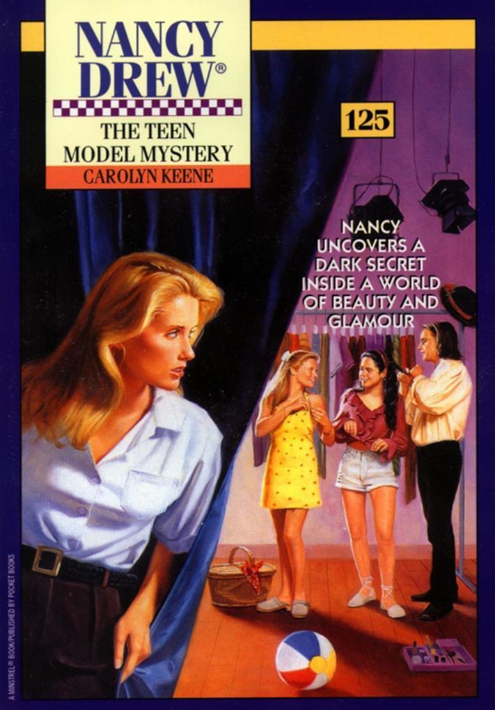 The Teen Model Mystery als Taschenbuch