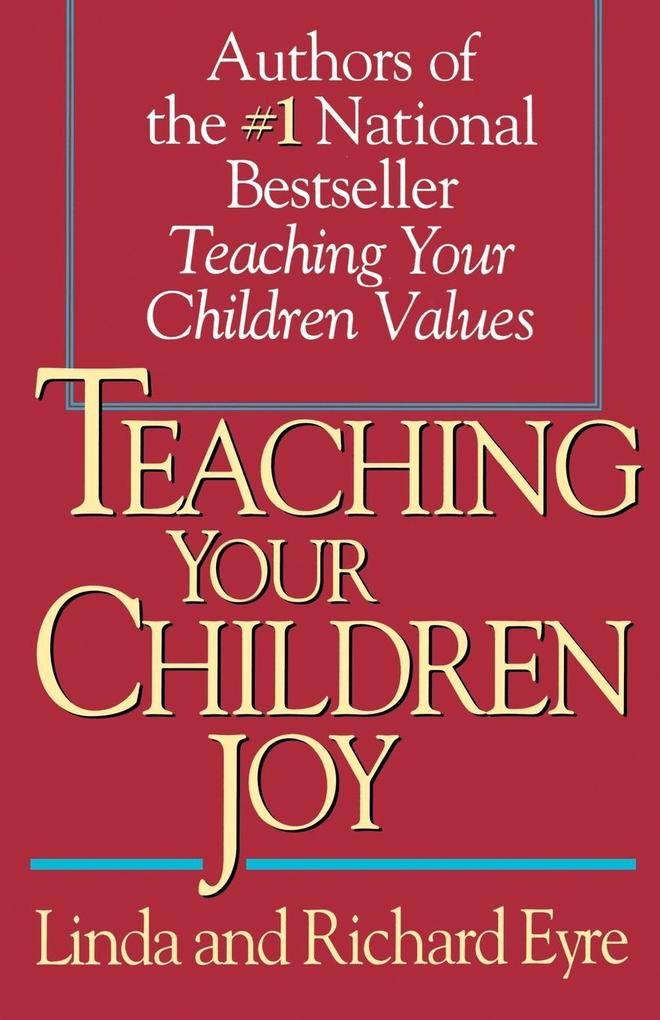 Teaching Your Children Joy als Taschenbuch