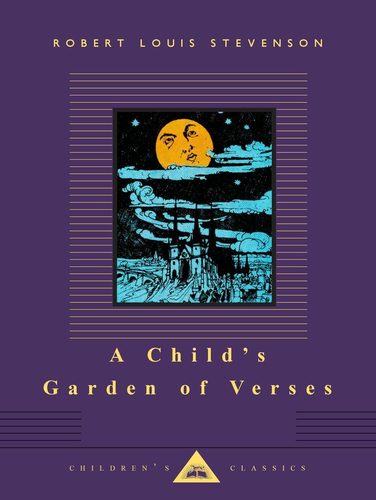 A Child's Garden of Verses als Buch