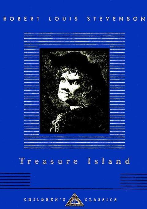 Treasure Island als Buch