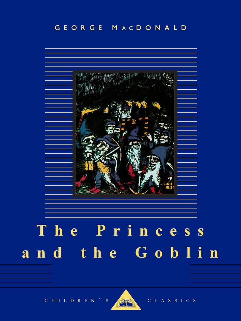 The Princess and the Goblin als Buch