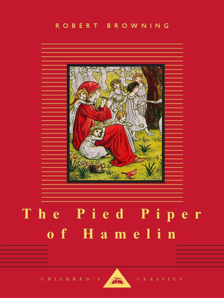 The Pied Piper of Hamelin als Buch