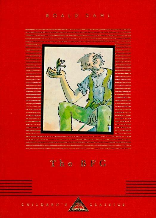 The Bfg als Buch