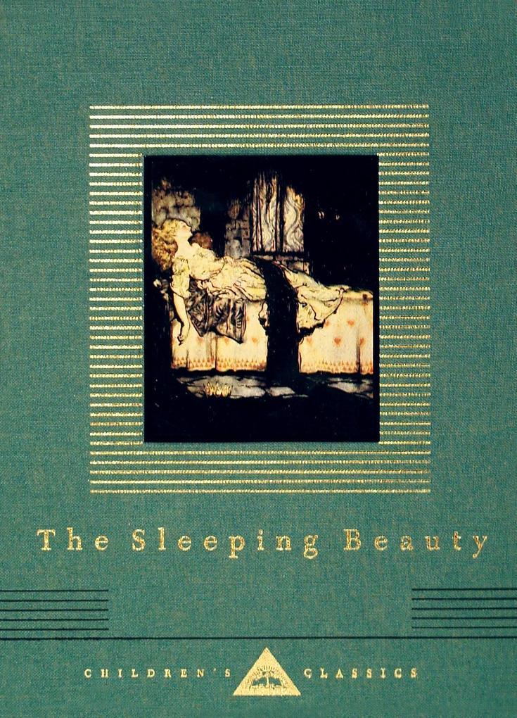 The Sleeping Beauty als Buch
