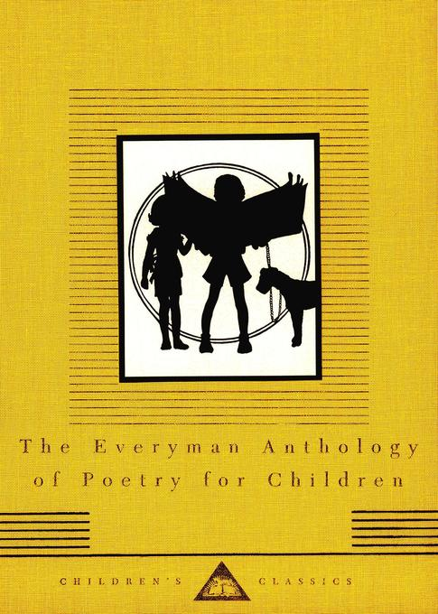 The Everyman Anthology of Poetry for Children als Buch