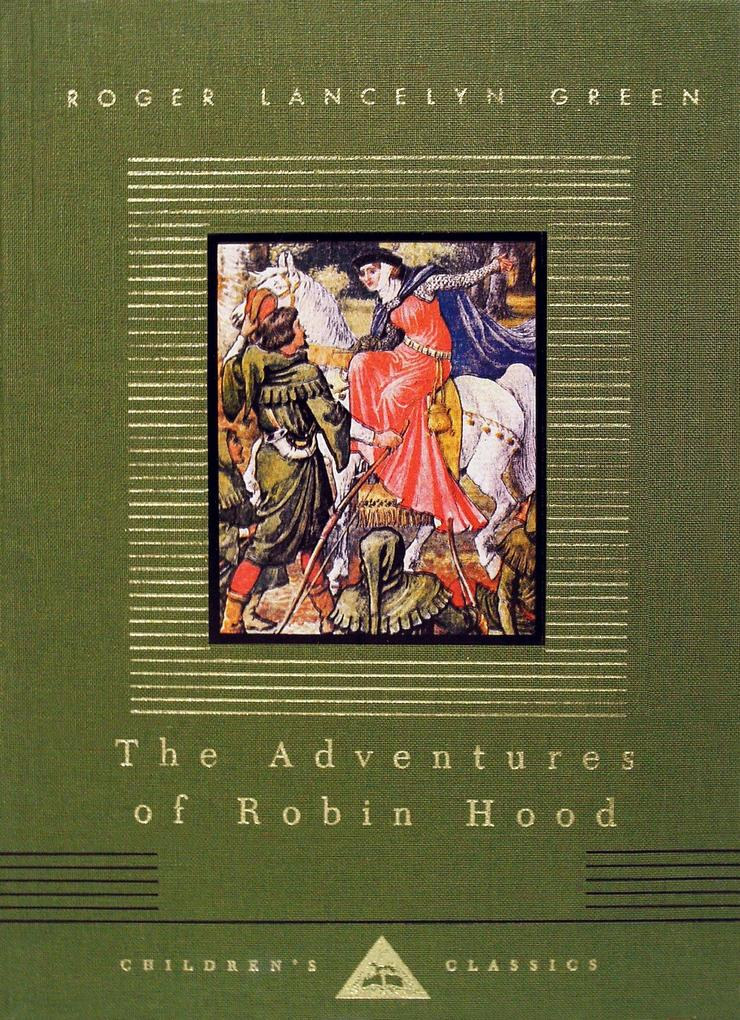 The Adventures of Robin Hood als Buch