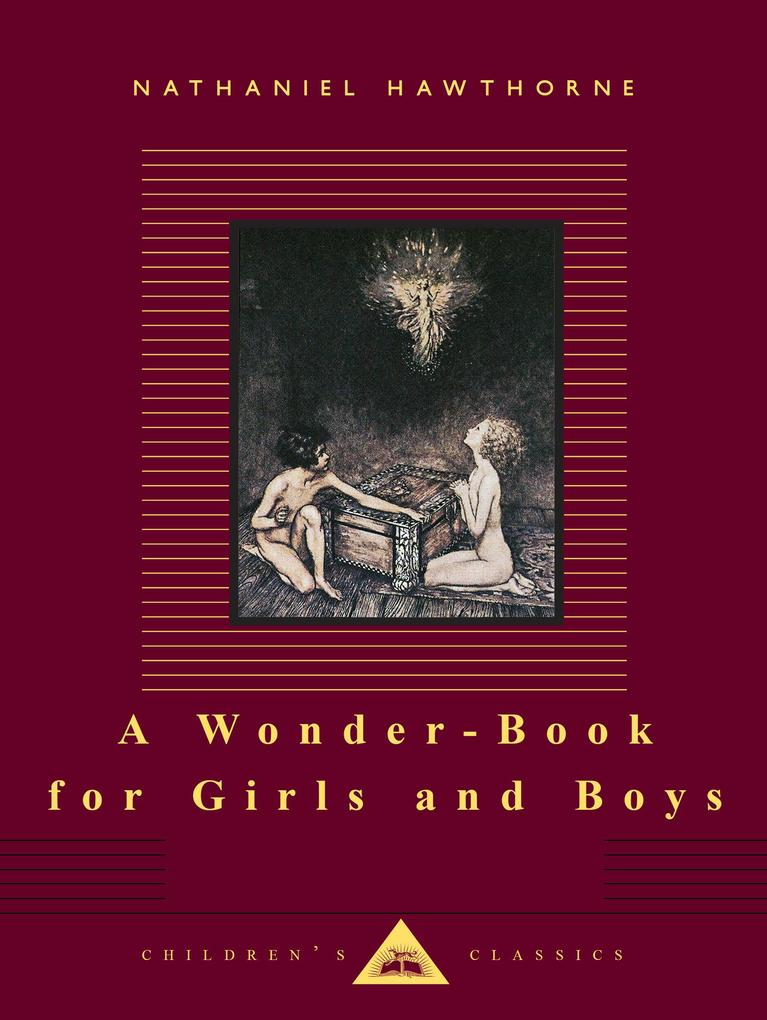A Wonder-Book for Girls and Boys als Buch