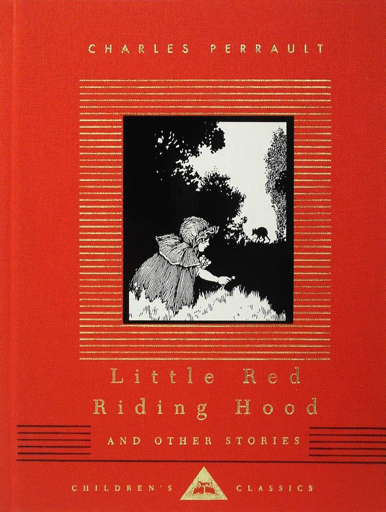 Little Red Riding Hood and Other Stories: Children's Classics als Buch (gebunden)