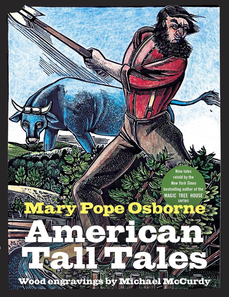 American Tall Tales als Buch