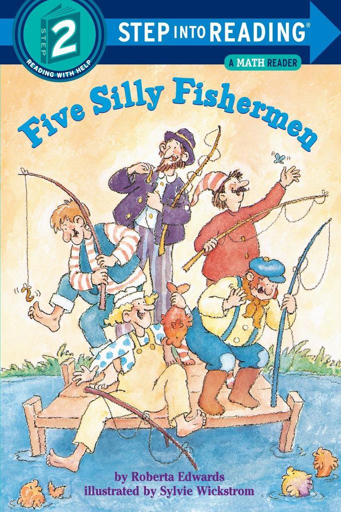Five Silly Fishermen als Taschenbuch