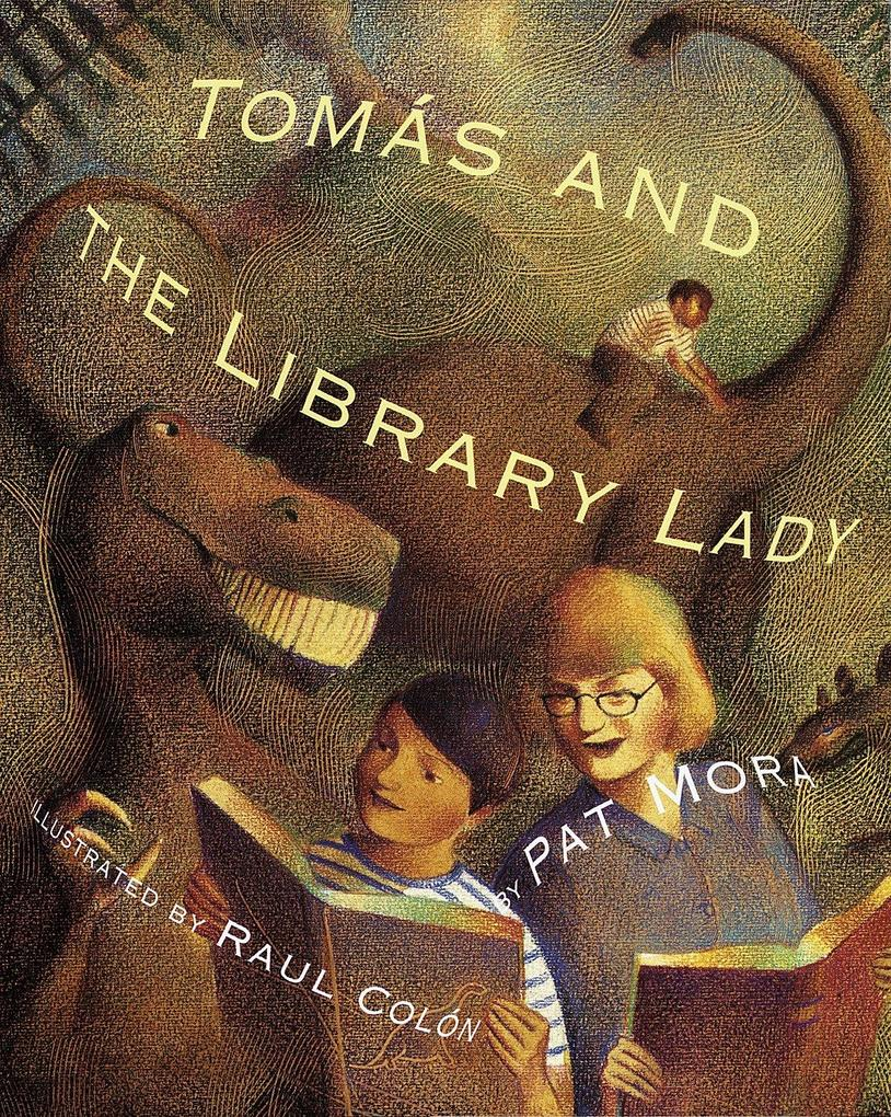 Tomas & the Library Lady als Buch