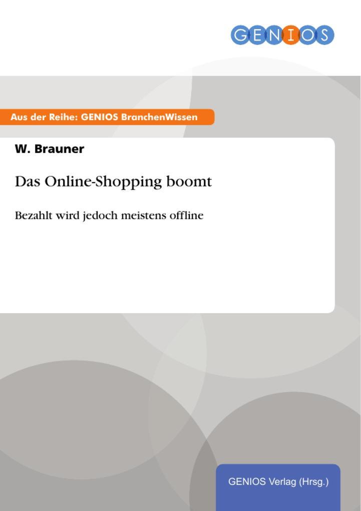 Das Online-Shopping boomt als eBook Download vo...