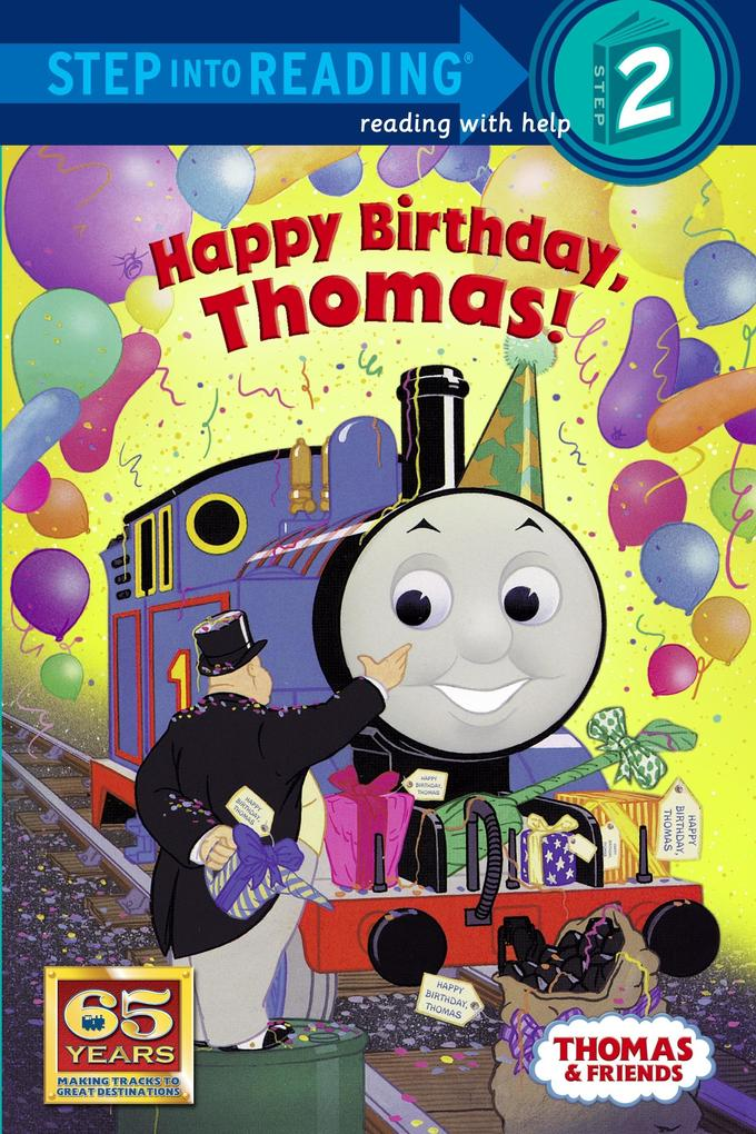 Happy Birthday, Thomas! (Thomas & Friends) als Taschenbuch