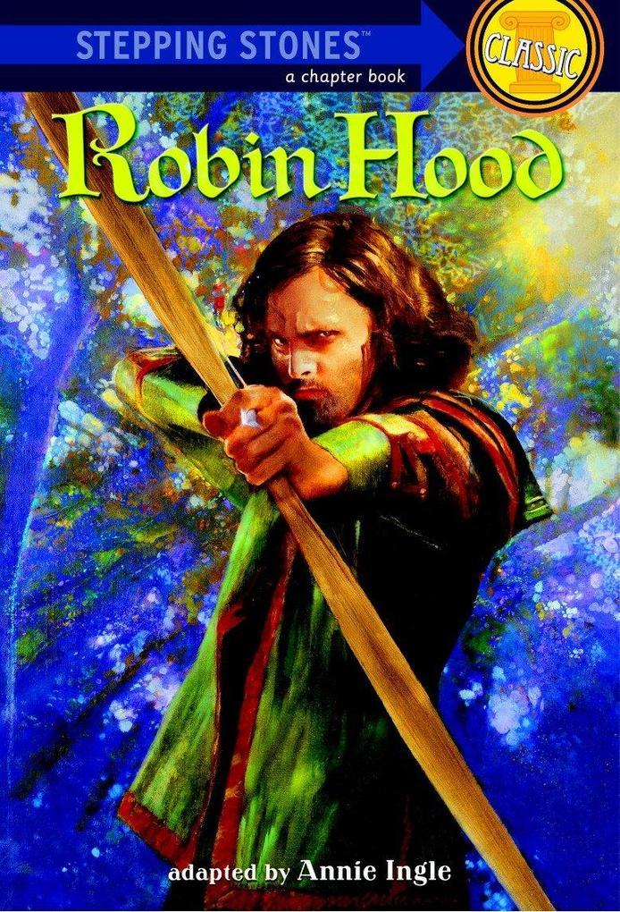 Robin Hood als Taschenbuch