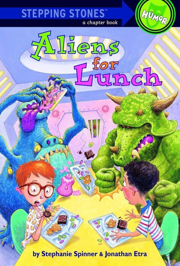 Aliens for Lunch als Taschenbuch