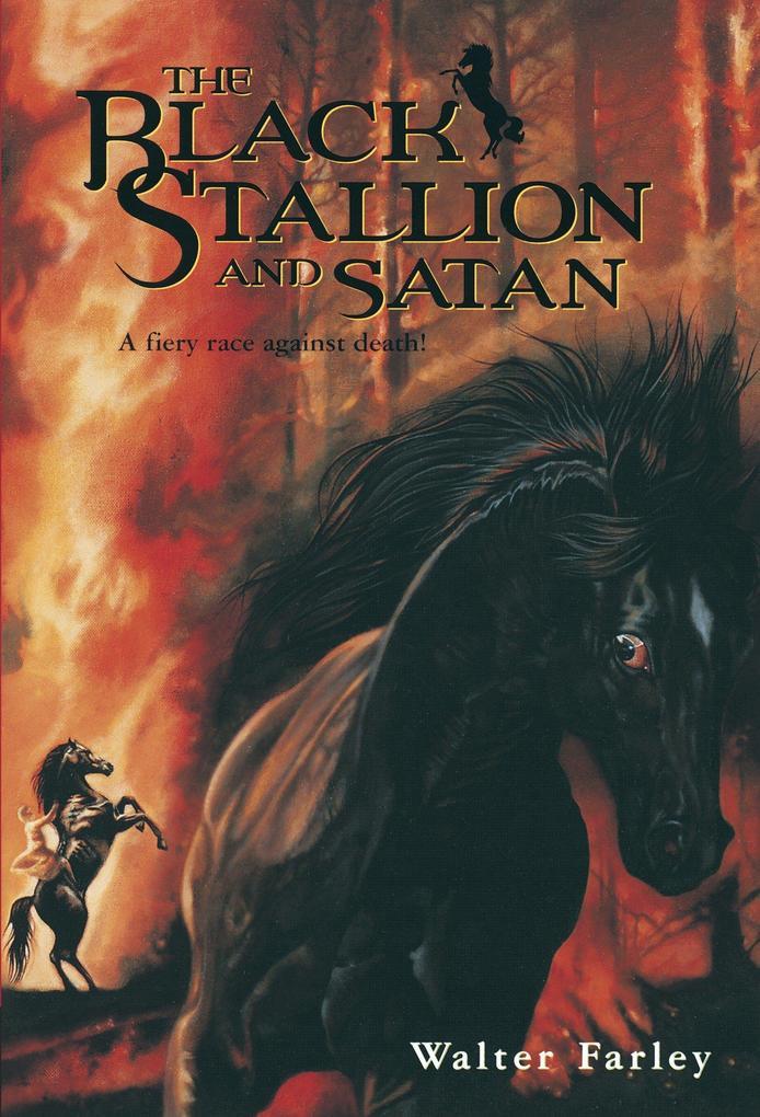 Black Stallion and Satan als Taschenbuch