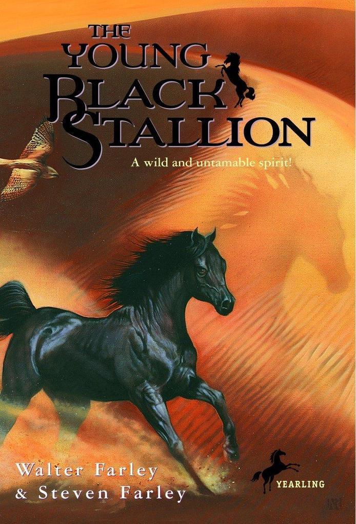 The Young Black Stallion als Taschenbuch