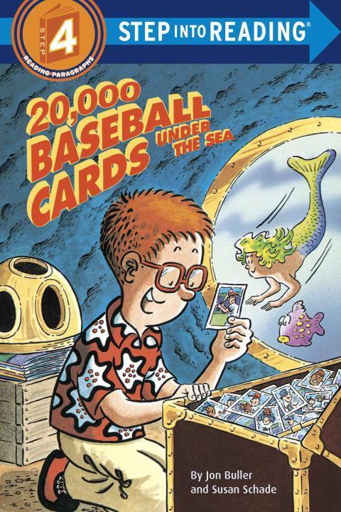 20,000 Baseball Cards Under the Sea als Taschenbuch