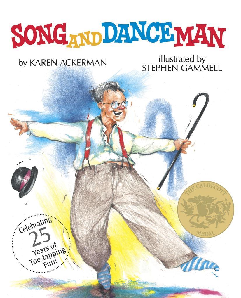 Song and Dance Man als Taschenbuch