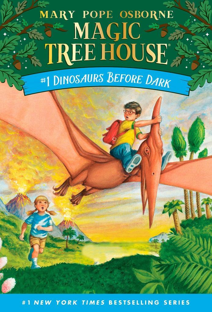 Dinosaurs Before Dark als Taschenbuch