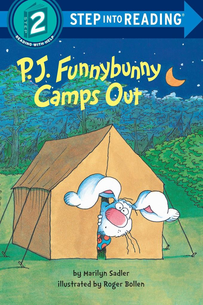 P. J. Funnybunny Camps Out als Taschenbuch