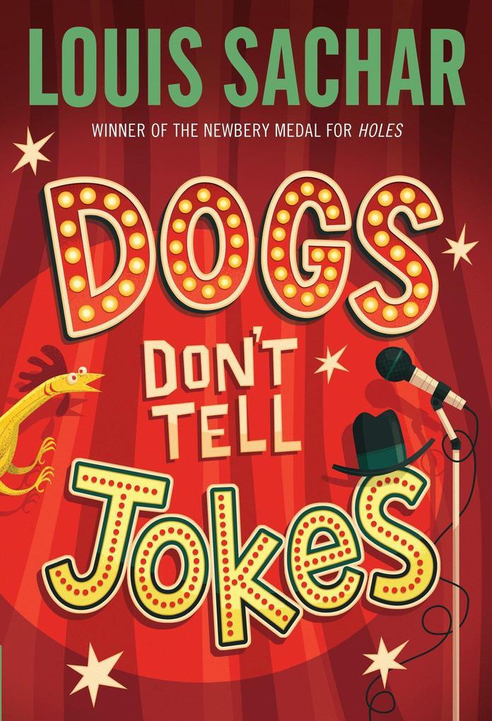 Dogs Don't Tell Jokes als Taschenbuch