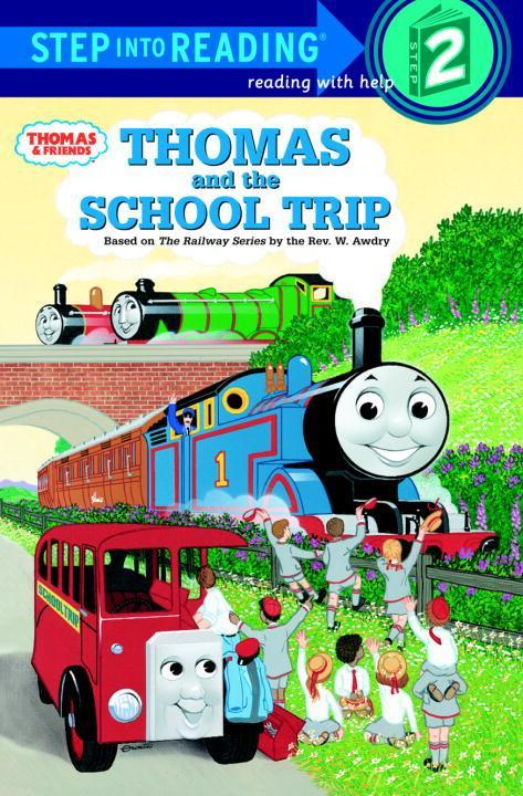 Thomas and the School Trip (Thomas & Friends) als Taschenbuch