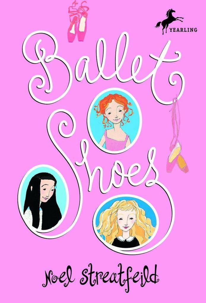 Ballet Shoes als Taschenbuch
