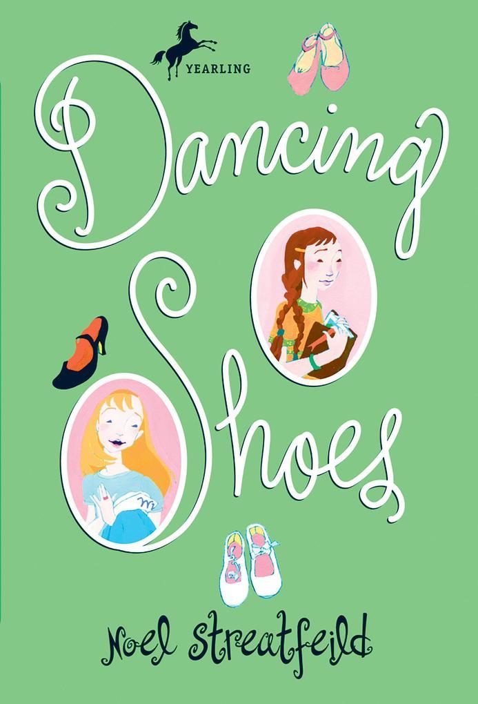 Dancing Shoes als Taschenbuch