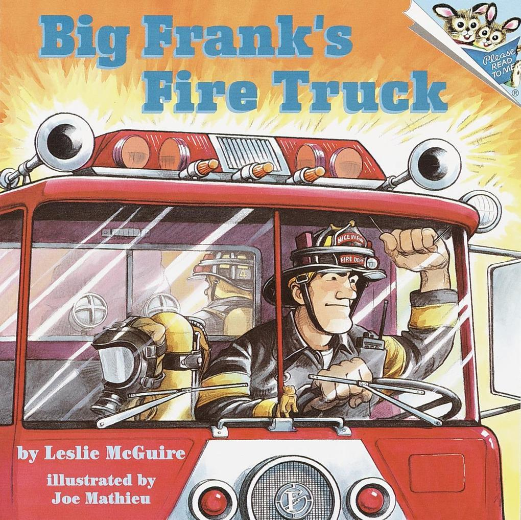 Big Frank's Fire Truck als Taschenbuch
