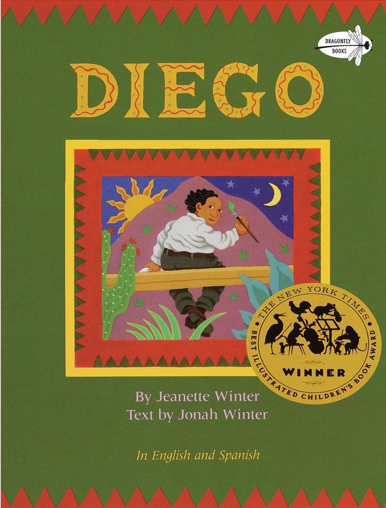 Diego als Taschenbuch