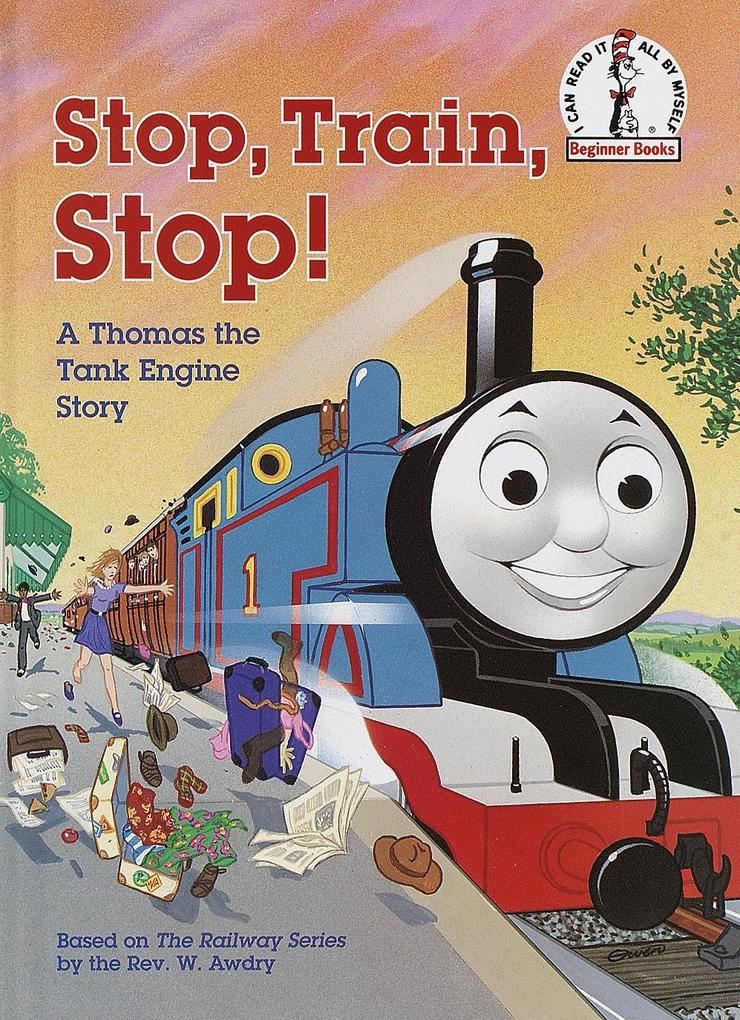 Stop, Train, Stop! a Thomas the Tank Engine Story (Thomas & Friends) als Buch