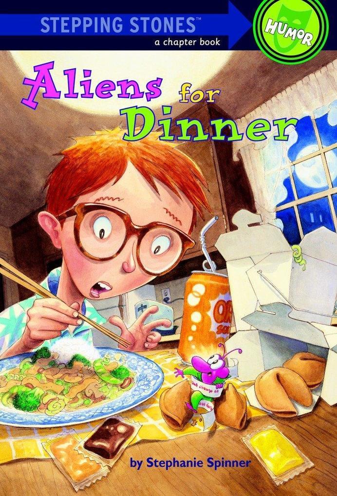 Aliens for Dinner als Taschenbuch