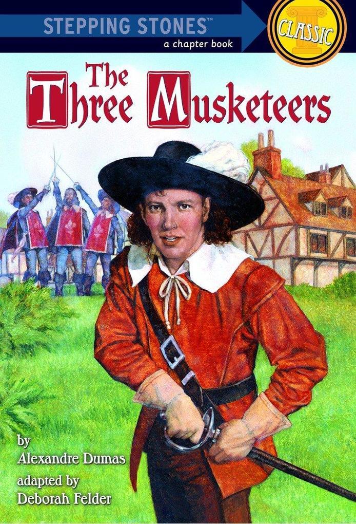 The Three Musketeers als Taschenbuch