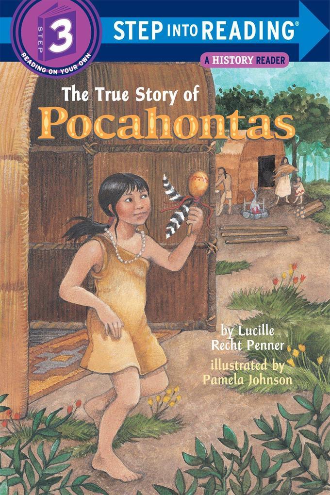 The True Story Of Pocahontas als Taschenbuch