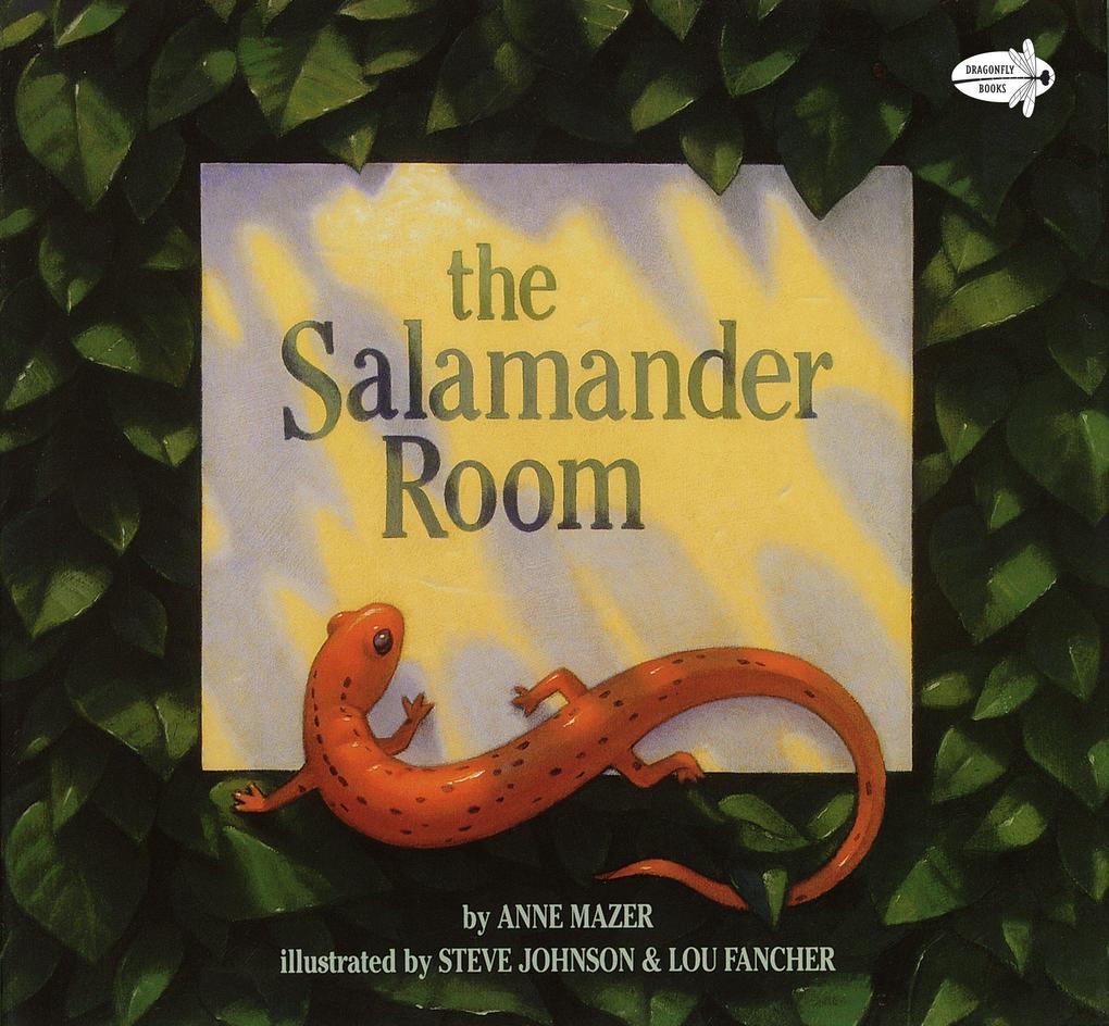 The Salamander Room als Taschenbuch
