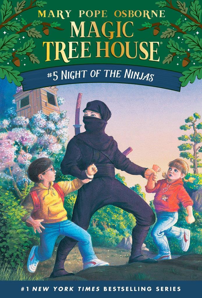 Night of the Ninjas als Taschenbuch