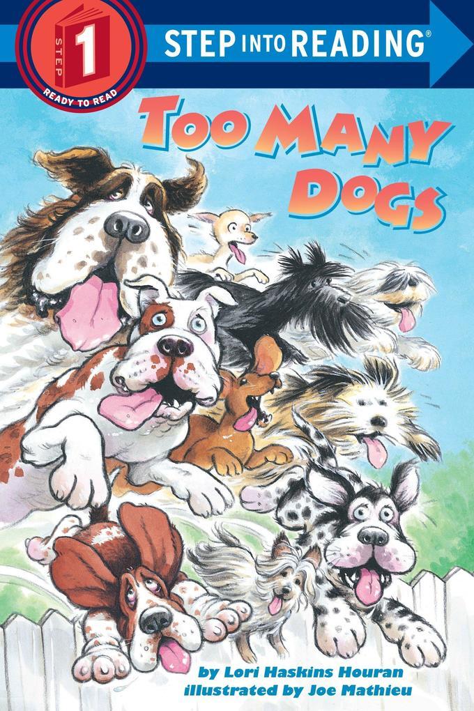 Too Many Dogs als Taschenbuch