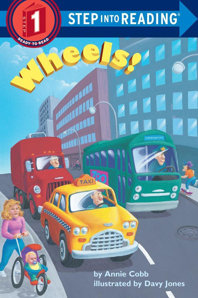 Wheels! als Taschenbuch