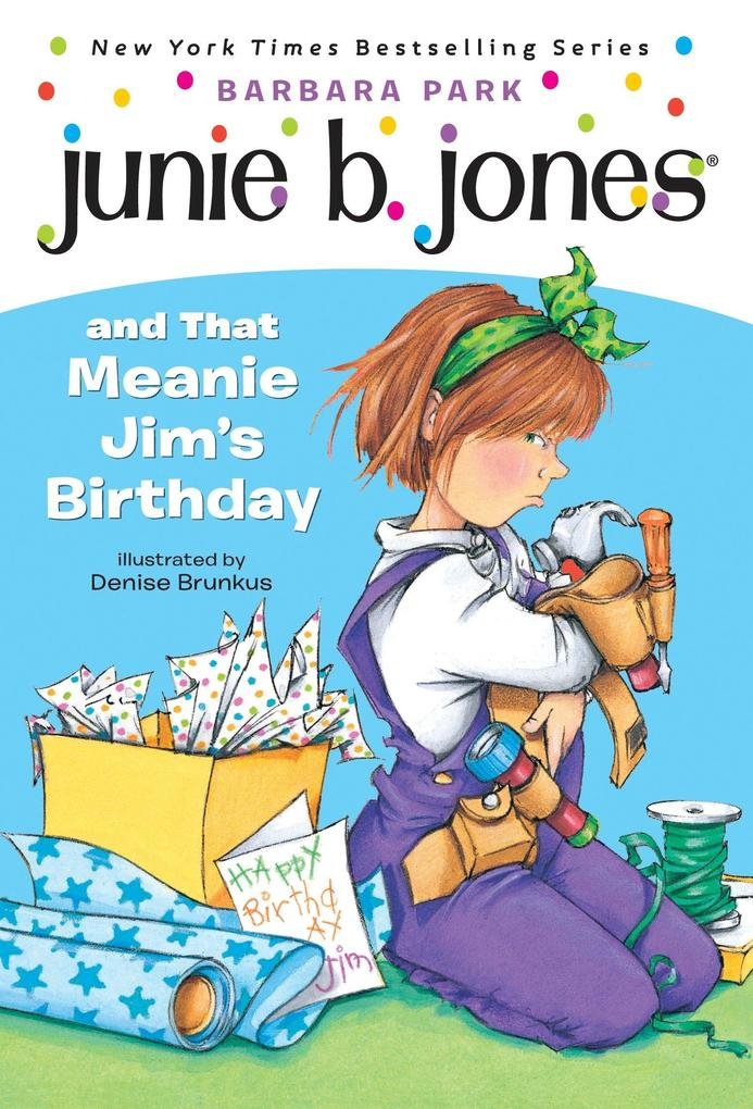Junie B. Jones and That Meanie Jim's Birthday als Taschenbuch