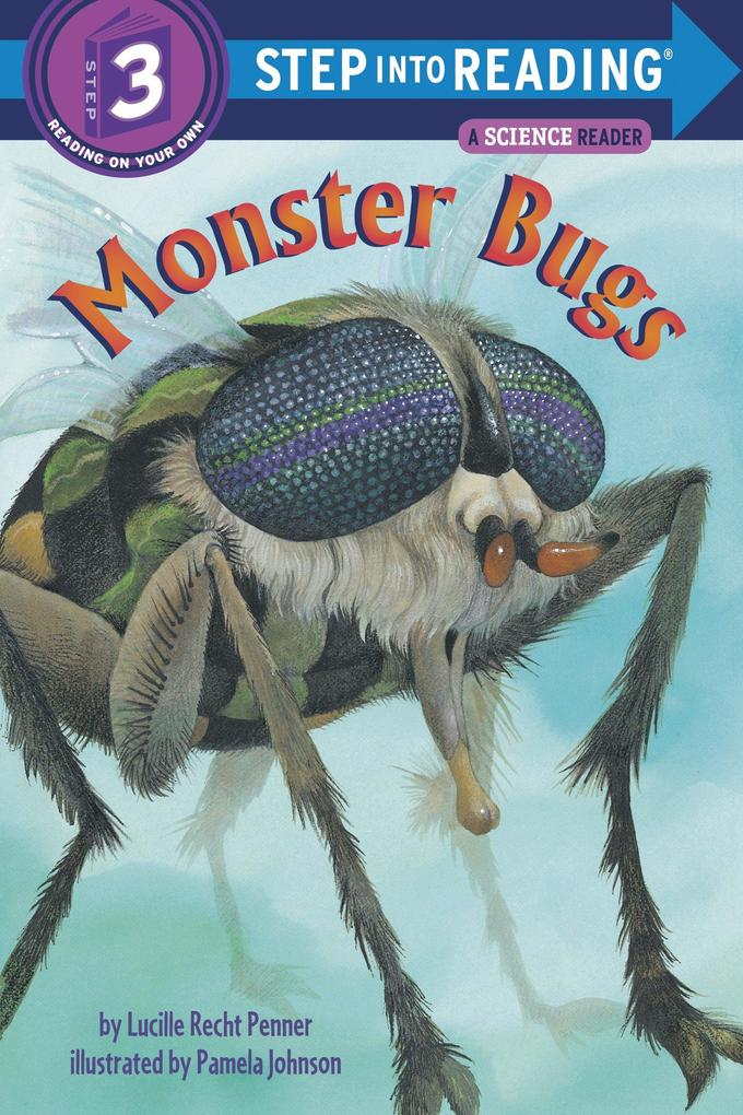 Monster Bugs als Taschenbuch
