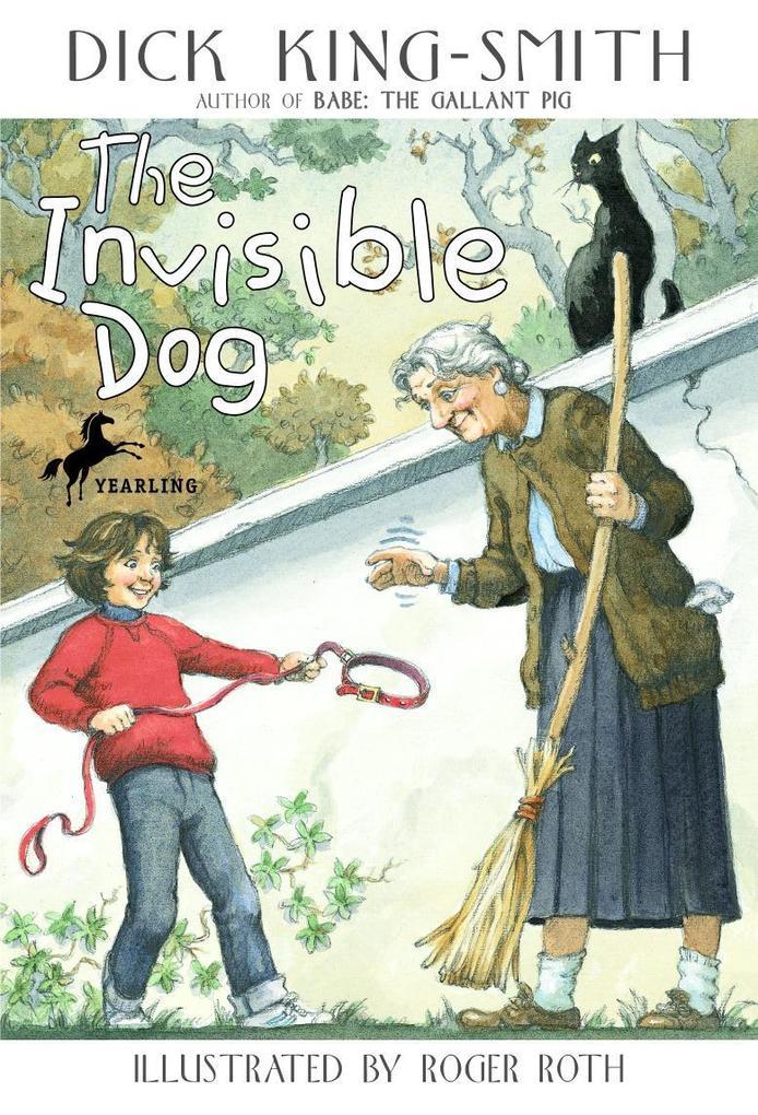 The Invisible Dog als Taschenbuch