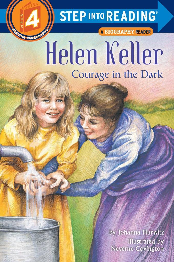 Helen Keller: Courage in the Dark als Taschenbuch