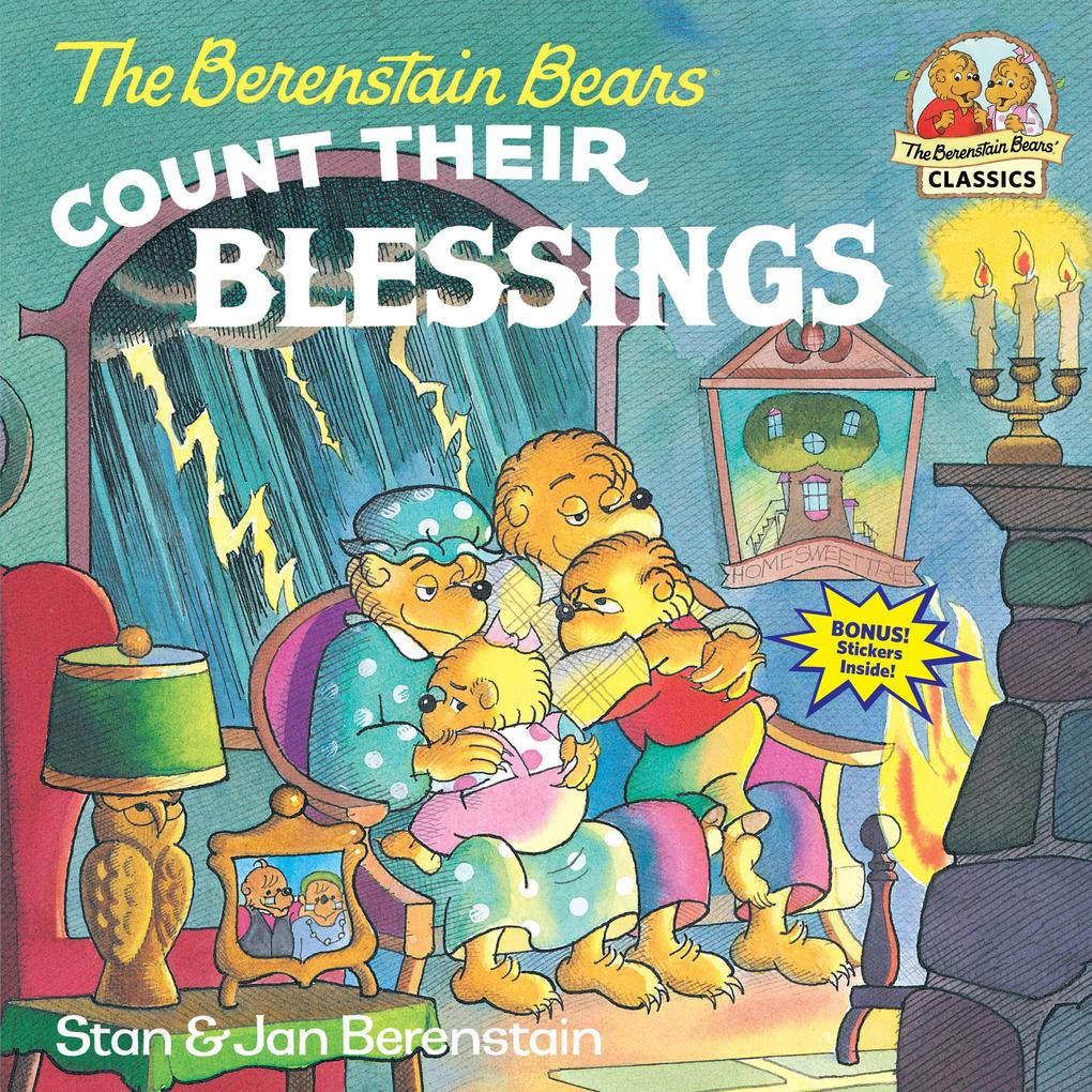 The Berenstain Bears Count Their Blessings als Taschenbuch