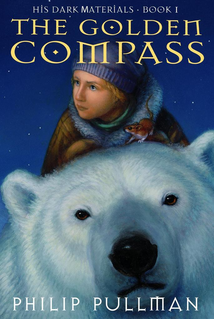 The Golden Compass: His Dark Materials als Buch